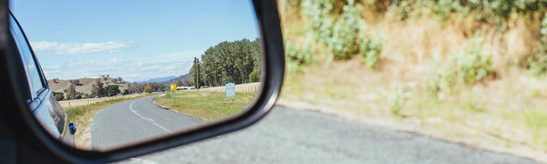 Upper Murray, Self Drive Touring