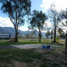 Corryong Waste Disposal Dump Point