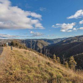 Alpine high country near Cabramurra