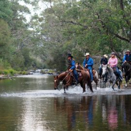 Rileys Riders river crossing